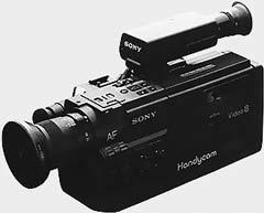 Sony CCD V50