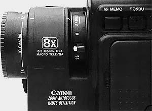 Objectif Canon E708