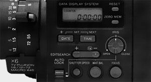 Fonction caméra Fuji M-680
