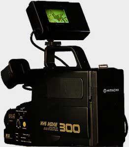 Hitachi VM 300 S