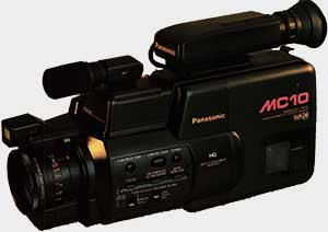 Panasonic NV-MC10 F
