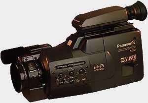 Panasonic NV-MS50