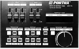 Commande Portax UMV-20