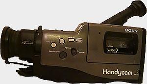 Sony CCD-F330