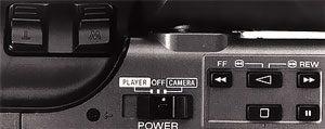Magnétoscope Sony-CCD-F330