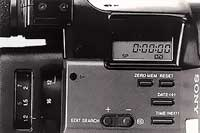 Compteur Sony CCD F330