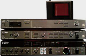 Sony system XV