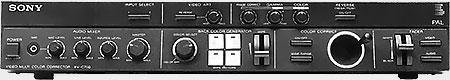 Sony XV C 700