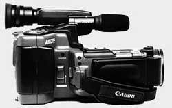 Canon Canovision A1 coté droit