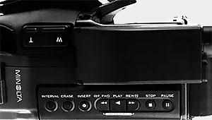 Fonction magnétoscope Minolta 81E