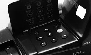 Sanyo VEM S1 commandes magnétoscope