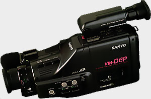 Sanyo VM-D6P