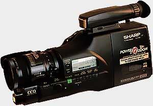 Sharp VL C750 SA
