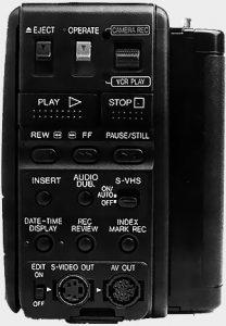 Dos Sharp VL-S860