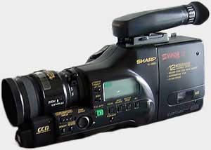 Sharp VL-S860