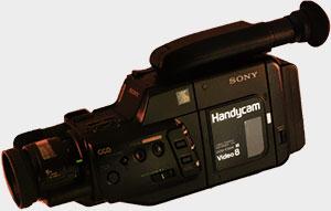 Sony CCD F335