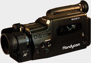 Sony CCD F340