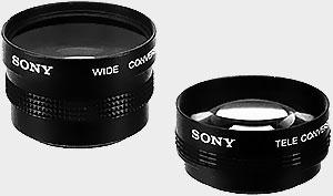 Complément optique Sony CCD-TR55
