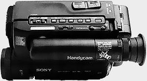 mini-magnétoscope Sony CCD-TR55