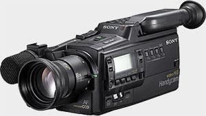 Sony CCD-V900