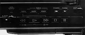 Fonction magnétoscope Sony CCD-V900