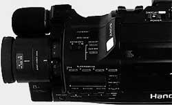Partie caméra Sony F-500