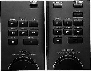 Sony RME 300