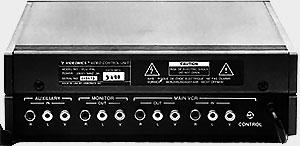 Face arrière Videonics VCU1