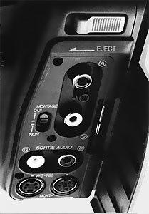 Connexion Canon A1-Hi