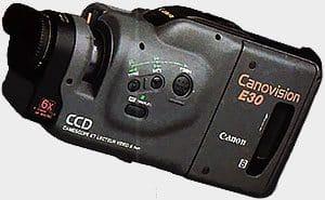 Canon E-30