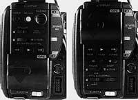 Face arrière Hitachi VM-S83E