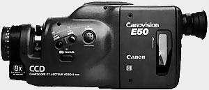 Canon E50