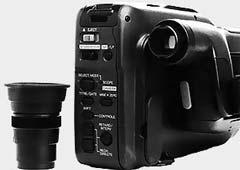 Poignée viseur Canon E50
