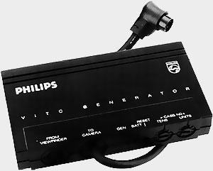 Philips video editor Générateur de VIT