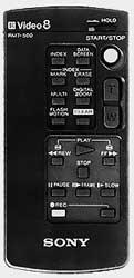 Télécommande Sony CCD-V5000