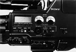panneaux avant gauche Sony CCD V5000