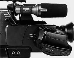 poignée fixe Sony CCD-V5000