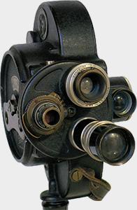 Bell & Howell Filmo 70DA