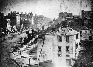 Daguerréotype 1838