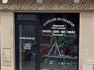 Atelier De Celestin - Réparation Projecteurs
