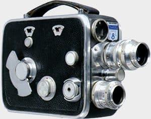 Caméra 8mm Cinégel Super HL8