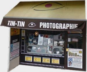 Boutique Tintin