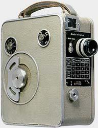 Caméra 8mm Urfée J.B.
