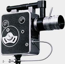Caméra 8mm Urfée T Zoom