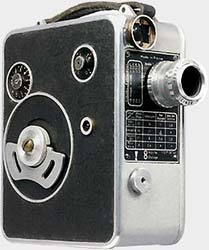 Caméra 8mm Urfée T84 Luxe