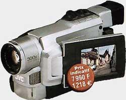 JVC GR DVL157