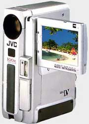 JVC GR-DVX
