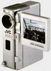 JVC GR-DVX4