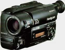 Sony CCD-TR425E