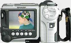 Caméscope DV Sharp VLSD 20S